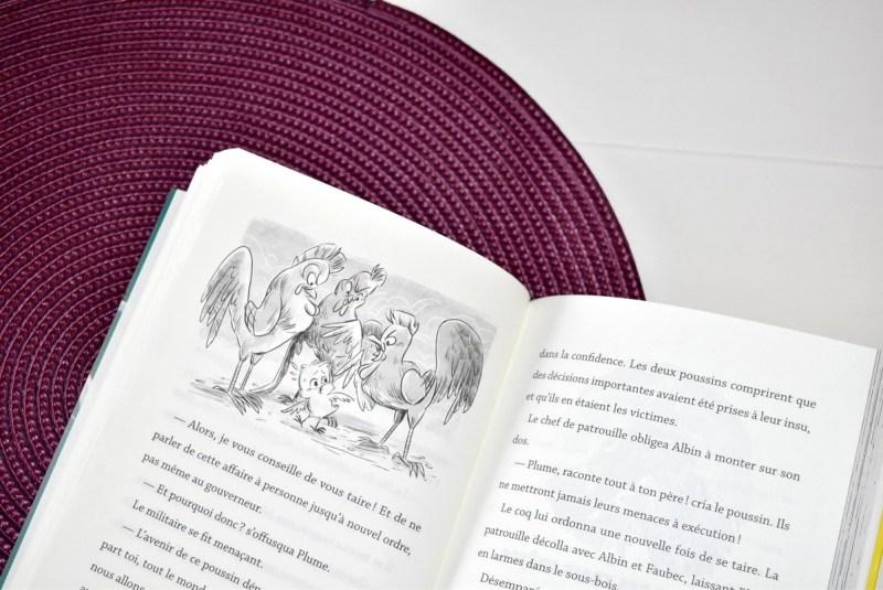 Poules Renards Vipères Albin Poulpe Fiction