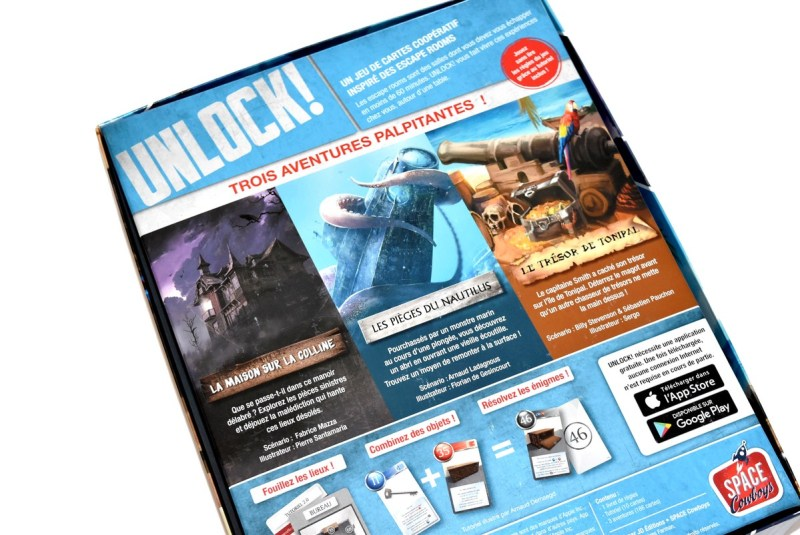 Unlock 2 Mystery Adventures