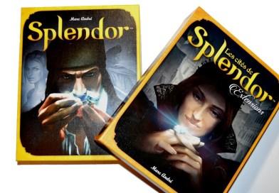 [J2S] Splendor & Les Cités de Splendor, l'extension !