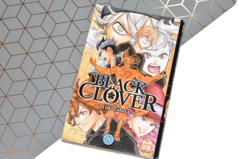 Black Clover tome 8