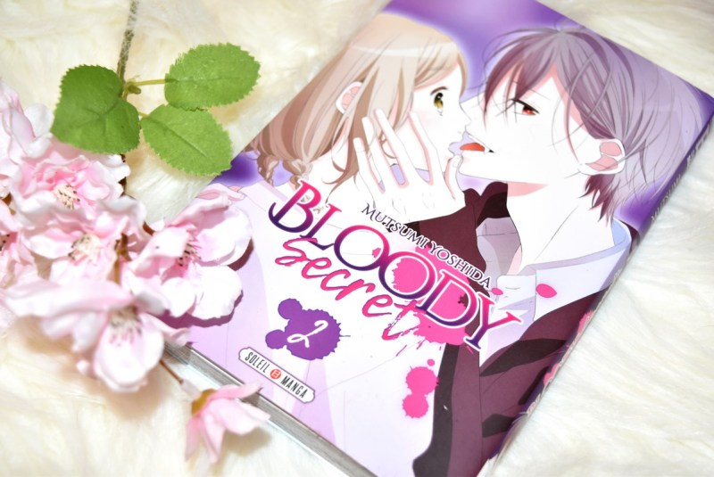 Bloody Secret tome 2