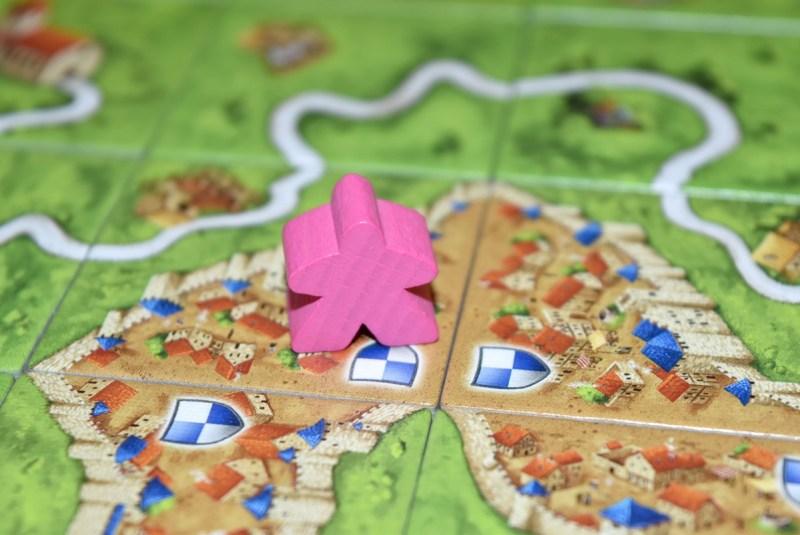 Carcassonne Jeu Asmodee