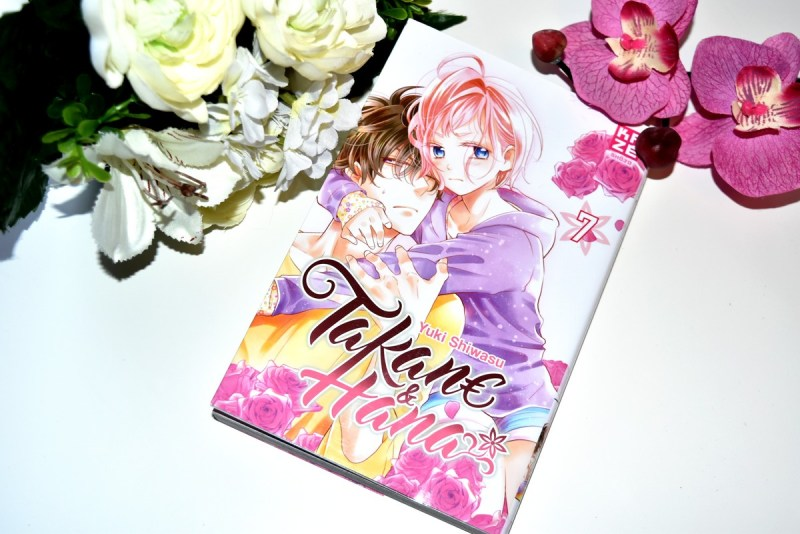 Takane et Hana tome 7