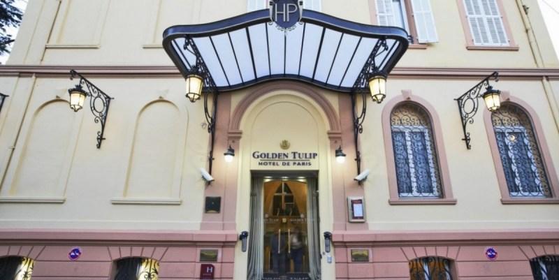 Hôtel de Paris - Golden Tulip Cannes