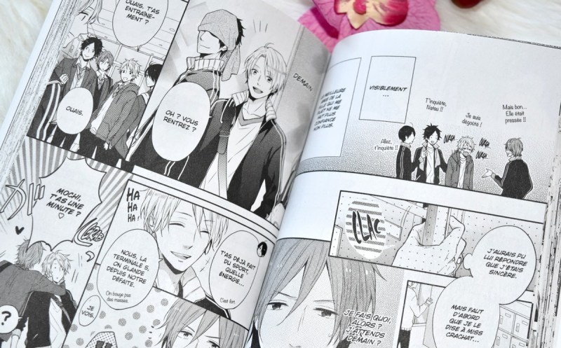 Rainbow Days tome 6