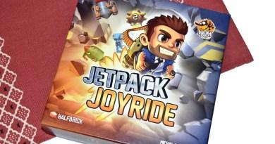 [KS] Jetpack Joyride – Lucky Duck Games