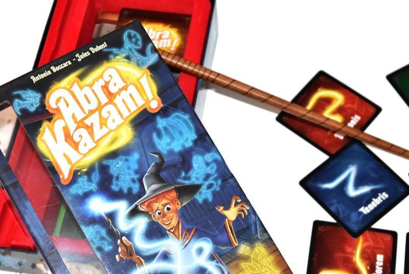 Abra Kazam Buzzy Games