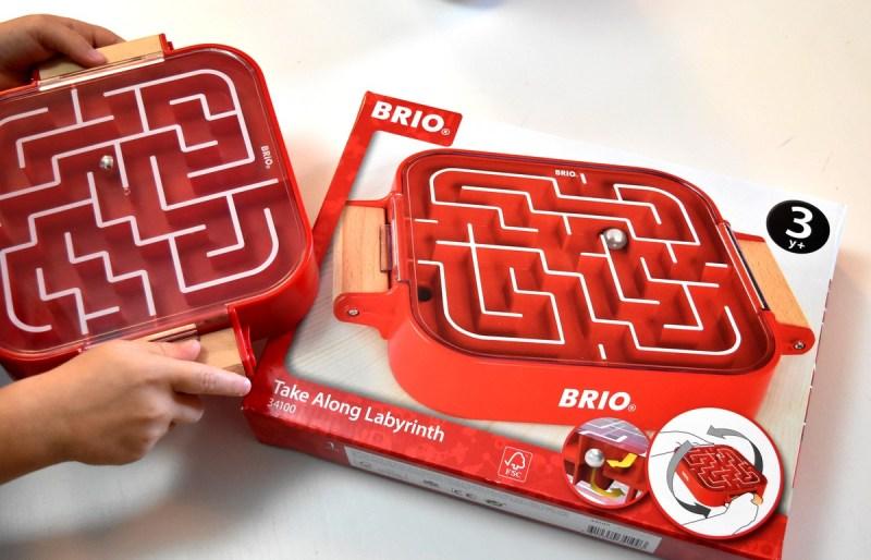Mon Premier Labyrinthe Brio
