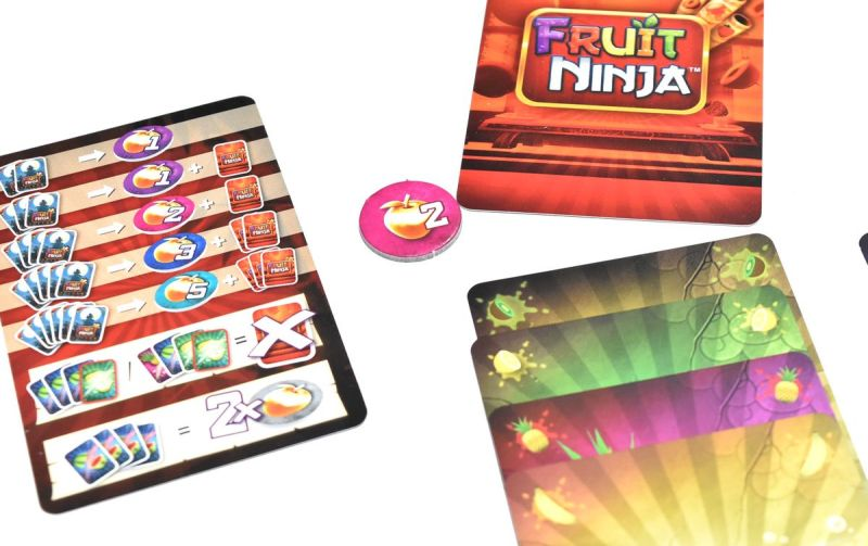 Fruit Ninja Lucky Duck Games