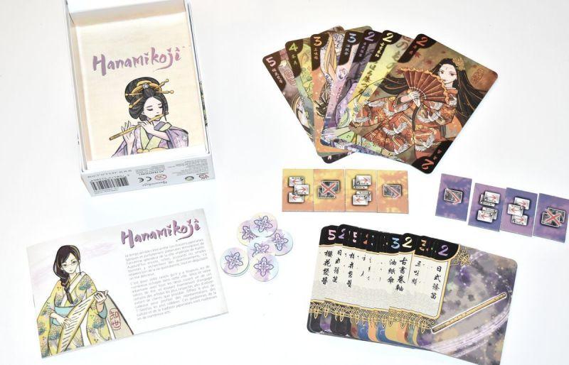 Hanamikoji Iello