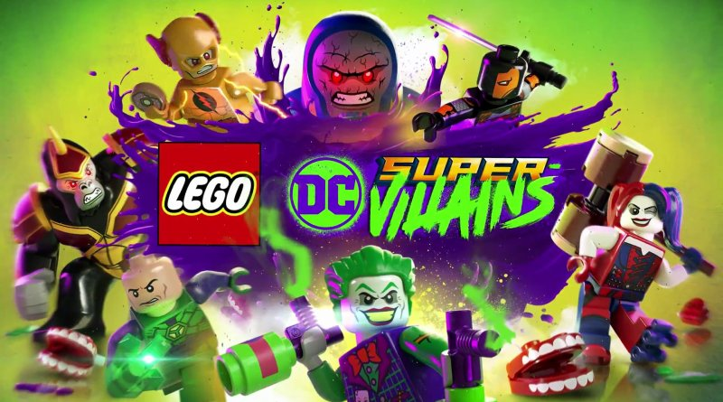 [TEST] Lego DC Super Villains – PS4