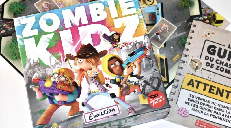 [J2S] Zombie Kidz Evolution – Scorpion Masqué