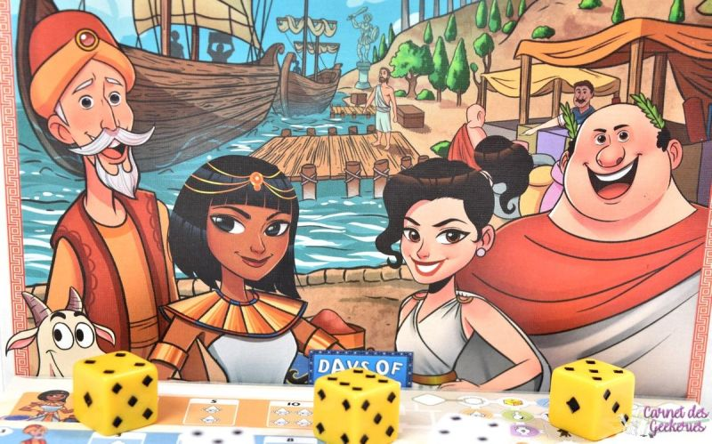 Corinth - Days of Wonder Asmodee
