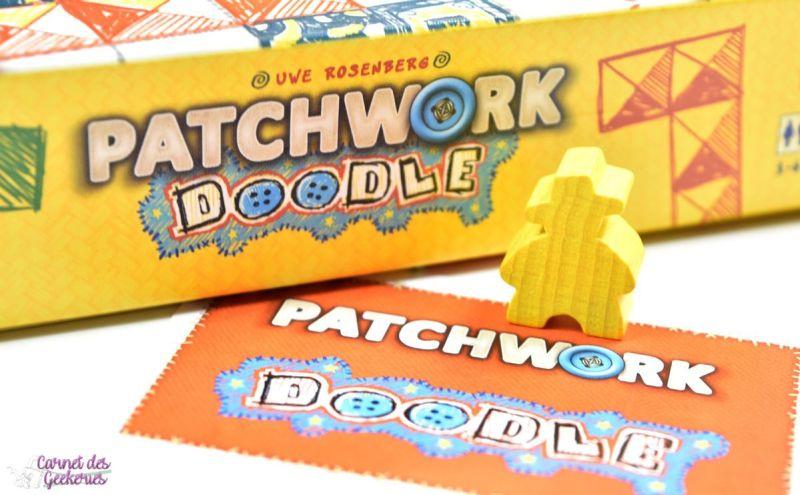 Patchwork Doodle - Funforge