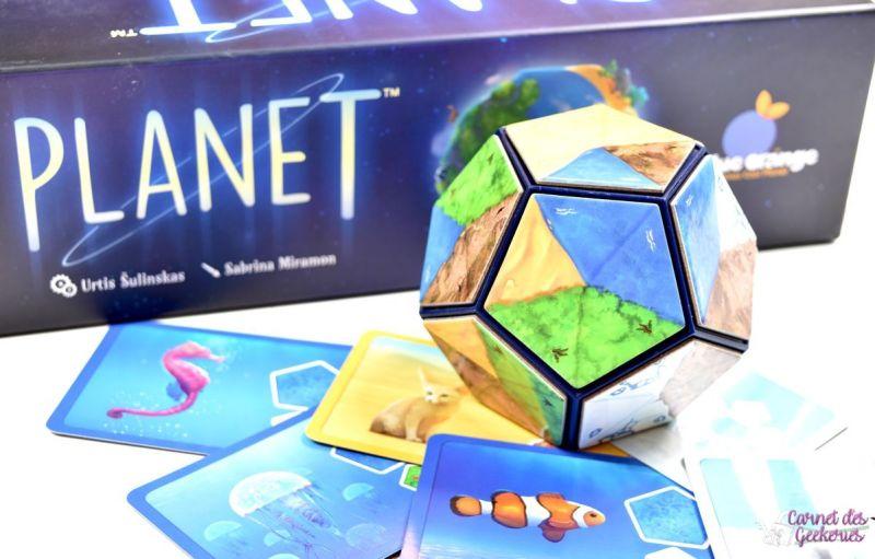 Planet - Blue Orange