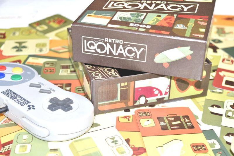 Retro Loonacy - Edge Asmodee