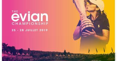 ★ EVIAN CHAMPIONSHIP 2019 ★ Le meilleur du Golf Féminin