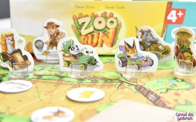 Zoo Run - Loki Kids