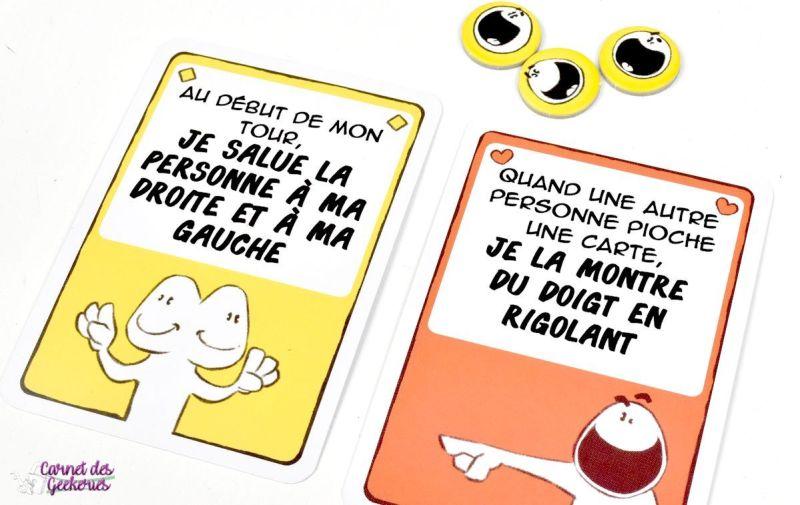 Fou Fou Fou - KYF Editions - Asmodee