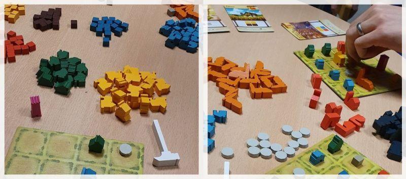 Les Petites Bourgades - Lucky Duck Games