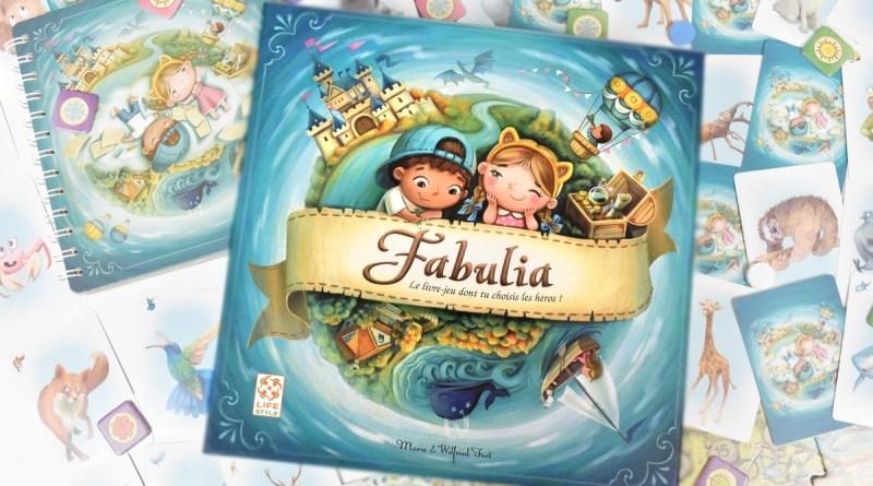 Fabulia – Test et Avis – Lifestyle Boardgames