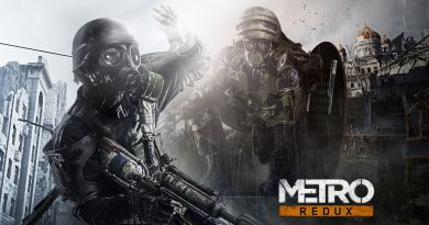 [TEST] Metro Redux – Switch