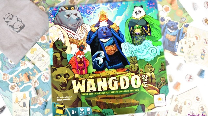 Wangdo – Test et Avis – Matagot