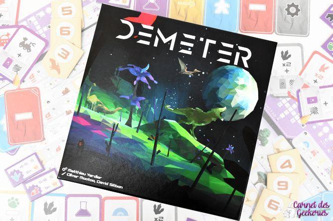 Demeter – Test et Avis – Sorry we are French