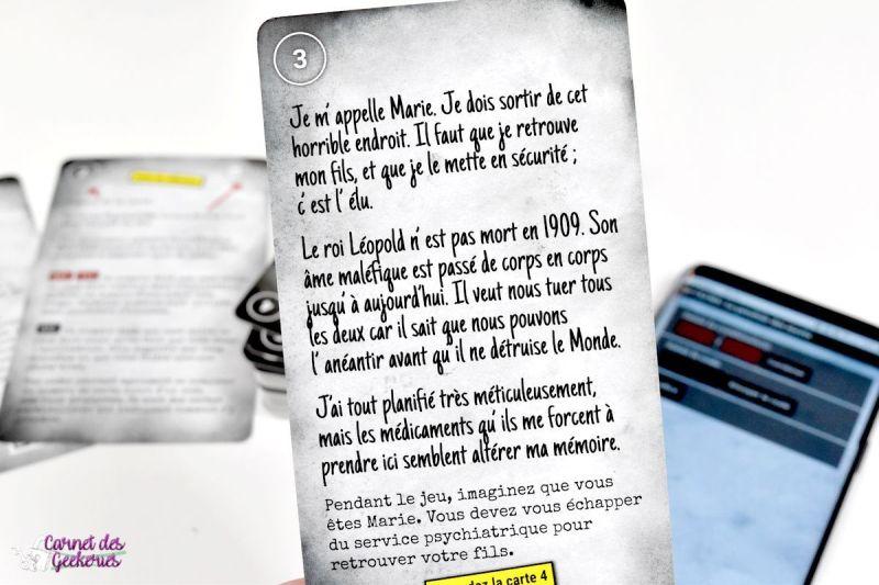 50 Clues - La Trilogie Léopold - Le Pendule des Morts - Blackrock Games