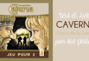 Caverna – Caverne contre caverne – Test et Avis par BDPhilou – Funforge