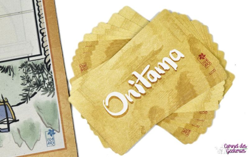 Onitama - Igiari