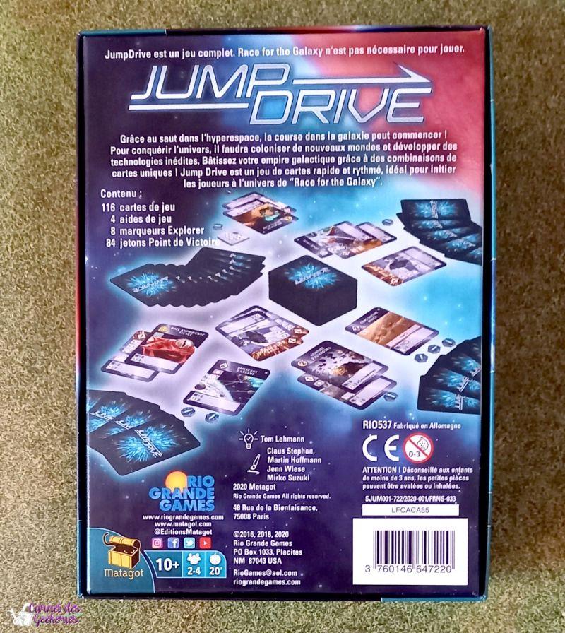 Jump Drive - Matagot