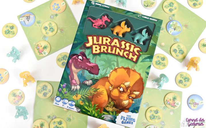 Jurassic Brunch – Test et Avis – The Flying Games