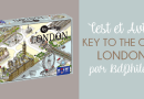 Key to the City London – L'Avis de BDPhilou – Huch !