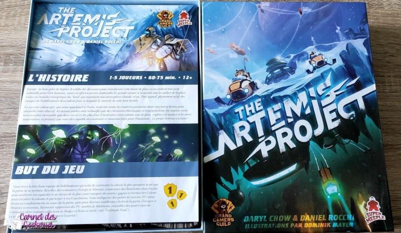The Artemis Project - Super Meeple
