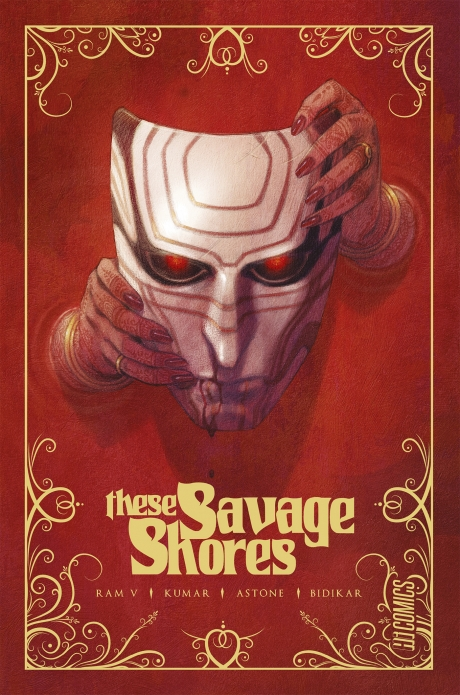These savage shores - Chronique BD