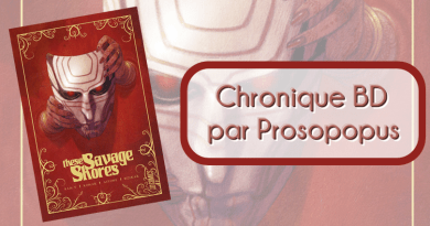 [BD]These savage shores (Ram V / Sumit Kumar / Astone) – Chronique par Prosopopus