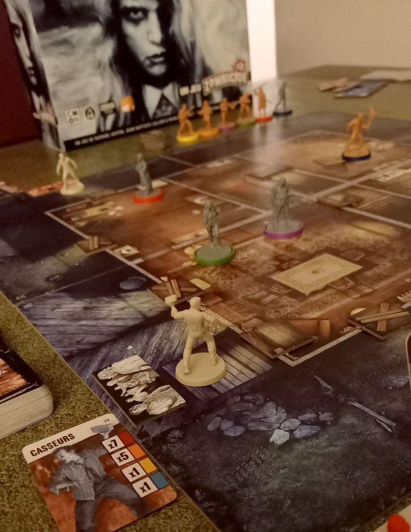 Zombicide Night of the Living Dead - Funforge