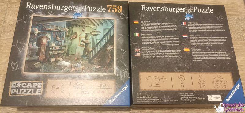 Escape Puzzle - Ravensburger