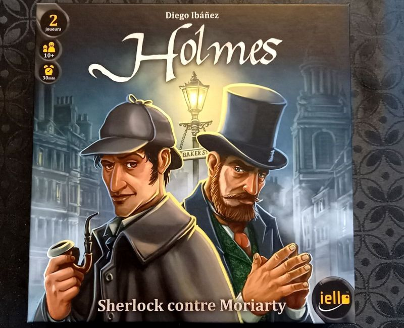Holmes - Sherlock contre Moriarty - Iello