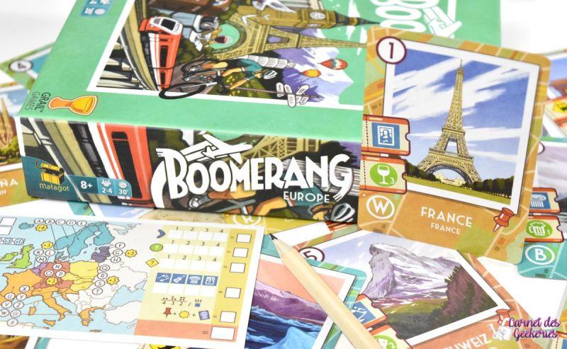 Boomerang Europe - Matagot