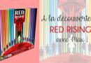 Red Rising – L'Avis de Max – Matagot