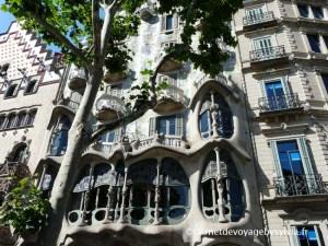 Visiter les Casas de Gaudi