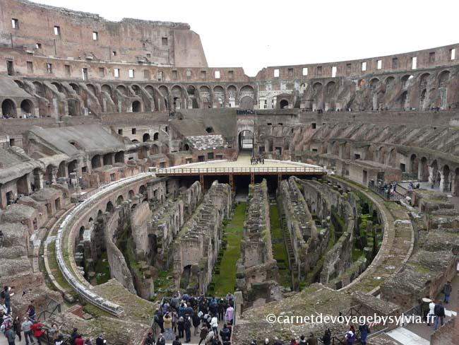 Visite du Colisée, du Forum et du Palatin (Rome antique)
