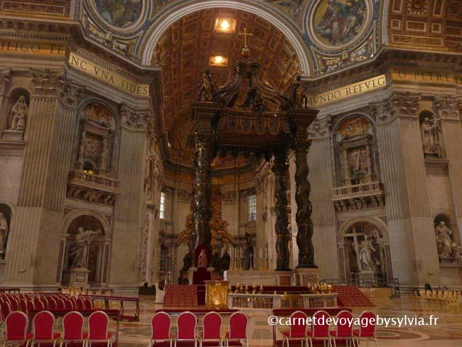 Visiter le vatican
