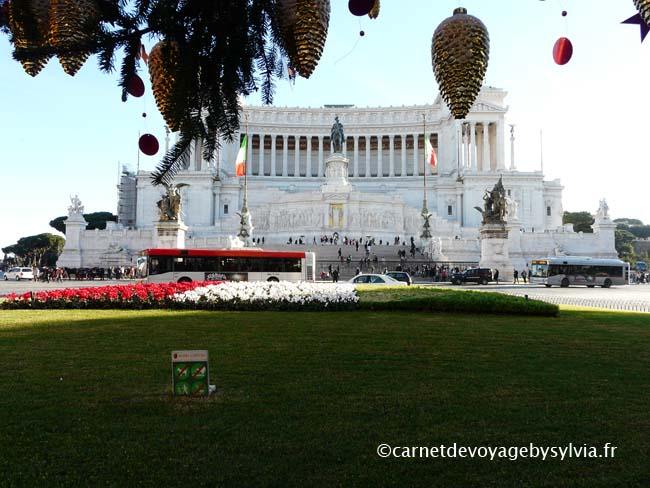 la piazza Venizia