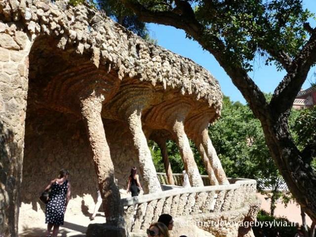 Visite du Parc Güell- Gràcia-Barcelone