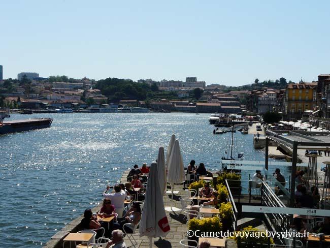 """Découvrez les """"cais da Ribeira"""" (Porto)"""