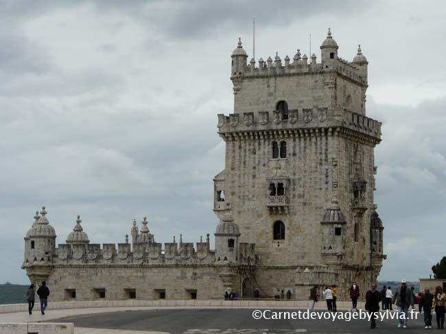 La Torre de Belém - Lisbonne