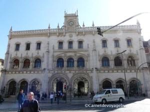 Visiter le quartier Rossio à Lisbonne